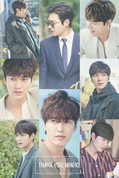 Legend of the blue sea; I'm so in love with Lee Min Ho