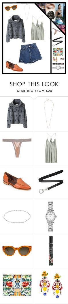 """""""Prove that you love me and buy the next round"""" by kirime ❤ liked on Polyvore featuring Rachel Comey, Dogeared, For Love & Lemons, T By Alexander Wang, Acne Studios, Burberry, CÉLINE, Nest and Dolce&Gabbana"""