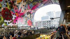 Markthal is 'beste winkelcentrum' ter wereld - AD.nl
