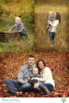 apple orchard fall family photo session - bloom and bee portraits - albany ny