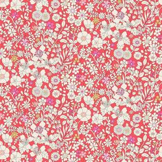 Liberty Tana Lawn Fabric June's Meadow E - Alice Caroline - Liberty fabric, patterns, kits and more - Liberty of London fabric online