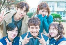 Weightlifting Fairy Kim Bok-joo is a South Korean television series starring Lee Sung-kyung in the title role. It is a coming-of-age sports drama, inspired b. Weightlifting Fairy Kim Bok Joo Swag, Weightlifting Fairy Kim Bok Joo Wallpapers, Weighlifting Fairy Kim Bok Joo, Lee Joo Young, Korean Tv Series, Kim Book, Swag Couples, W Two Worlds, Lee Sung Kyung