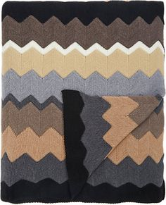 Barneys New York Virgin Wool Ibiza Throw -  - Barneys.com