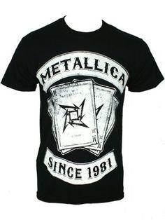 T-Shirt Metallica : Dealer