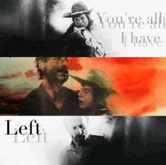 "◇S4E9 ""After"" | Rick & Carl | The Walking Dead (AMC)"