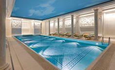 Swimming-Pool - Shangri-La Hotel, Paris