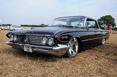 1961 Buick, this is one sexy car