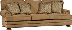 Mayo 6900 Sofa - Northpoint Brass
