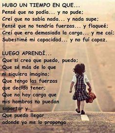 quotes in Spanish Words Quotes, Wise Words, Me Quotes, Motivational Quotes, Inspirational Quotes, Sayings, Famous Quotes, Coaching, Spanish Quotes