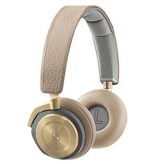 cool B&O PLAY by Bang & Olufsen 1642526 BeoPlay H8 Wireless Active Noise Cancellation On-Ear Headphones