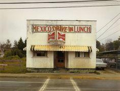 Bridge Street, Mexico, Maine, July 30, 1974  Stephen Shore