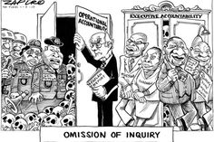 Zapiro: Accountability in the closet - Mail & Guardian Sunday Times Newspaper, Inner World, Folk Music, Archaeology, Astronomy, South Africa, Accounting, Thats Not My, African