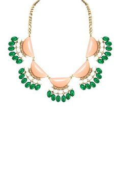 Rio Necklace by Top It Off: Vibrant Jewelry Shop on @HauteLook