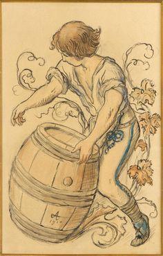 Bednář, 1910 Czech Republic, Folk, Art, Art Background, Popular, Kunst, Forks, Folk Music, Performing Arts