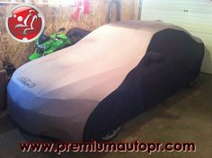 BMW M3 E90 Custom Fit Indoor Car Cover made by Coverking