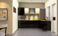 Modular kitchen – Feel the true power of luxury