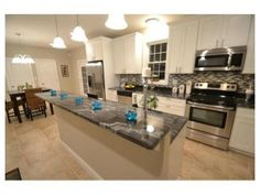 We love this kitchen, and so will you!  Open House 3/17 call 617-828-1070 for more information from the Steve Bremis Team #somerville #realestate
