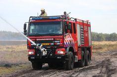 Brandweer Tankautospuit 28-2242