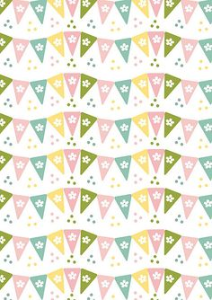 Easter/spring printable images