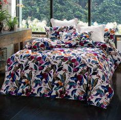 床品套件 100%棉 活性印花 罗伊 四件套