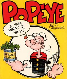 The True Science of Spinach: What the Popeye Mythology Teaches Us about How Error Spreads | Brain Pickings