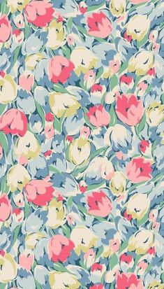 Wallpaper iphone floral cath kidston Ideas for 2019 Trendy Wallpaper, Flower Wallpaper, Pattern Wallpaper, Cute Wallpapers, Wallpaper Backgrounds, Iphone Wallpaper, Vintage Flower Backgrounds, Motif Floral, Floral Prints