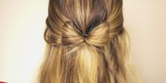 How To Do Hair Bow