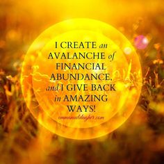 Have the time and financial freedom to be able to create my own foundation and follow my passion and hearts desire