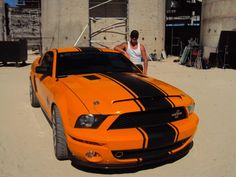 Smitten @AllenIrwin01 427 Special Edition Shelby GT500 Super Snake @CarrollShelby @shelbyamerican #Deathrace2 #MyOctane #Mustang #stunts