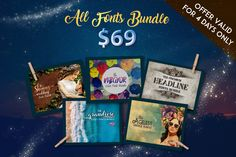 The Pre - EASTER Mega Offer 2019 is here. You get all the Fonts' bundles at the PIxelo store for $69 only. Get more than 700 Fonts Great Fonts, All Fonts, Wedding Fonts, Easter Sale, Vintage Fonts, Easter Chocolate, Script Fonts, Design Bundles, Vectors