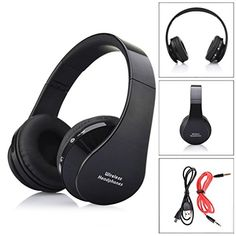 $16.28 * You can get more details by clicking on the image. (This is an affiliate link) #bluetoothheadphones