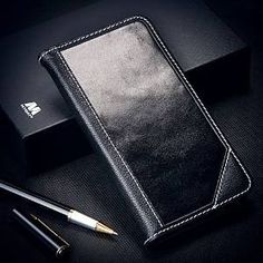 Convenient and Simple! Newest wallet flip case that is more versatile than ever. With an  upgraded handcrafted design, this case will last longer and offers a stylist slim fit. The convenient pocket design provides you with complete and secure protection for both your  device and cards.Your buying experience and satisfaction are protected and guaranteed with our professionalism. #iPhone6 #Wallet Case