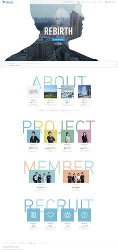 小田急不動産 Web Ui Design, Pop Design, Site Design, Web Layout, Layout Design, Beautiful Web Design, Wordpress Theme Design, Japan Design, Instagram Design