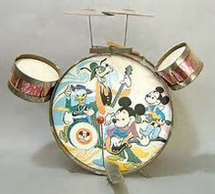Image Result For Vintage Porcelain Disney Mickey Mouse Christmas Bell