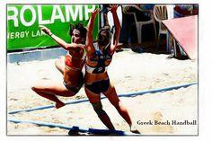 Greek Beach Handball