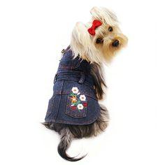 Cute Denim Dress to Benefit Animals in Need