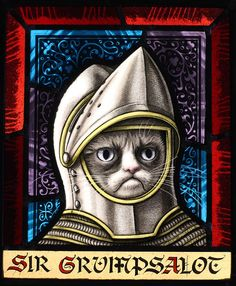 Grumpy Cat Celibration! Over 30 Artists Give Their Take On The Internet's Favorite Cat.