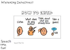 Inferencing Detectives Fun!