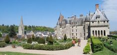 Castillo de Langeais, una clave de la historia de Francia   Valle del Loira, Francia   castillosdelloira.es