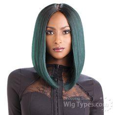 Sensual Vella Vella Synthetic Hair Lace Front Wig - DIVA [11591]