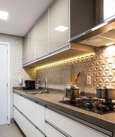 Image may contain: kitchen and indoor Kitchen Cabinets Decor, Kitchen Tiles, Kitchen Furniture, Kitchen Dining, My Kitchen Rules, Kitchen On A Budget, Kitchen Sets, Modern Kitchen Design, Interior Design Kitchen