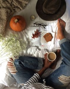 "joli–coeur: "" autumn (+ pumpkin bread and hazelnut coffee). instagram: kokokourtney """