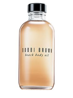 Bobbi Brown Beach Body Oil #fridayfavourites