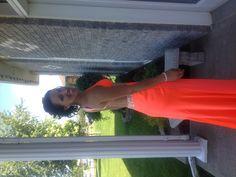 Prom look :)