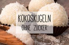 Du suchst eine süße und zuckerfreie Alternative zu Kuchen oder Keksen? Dann probiere doch mal unsere leckeren Kokoskugeln ohne Zucker mit Xylit.
