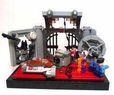 Two-Face Batman Lego Sets, Batman Vs, Batman Arkham, Lego City, Lego Dc Comics, Lego Words, Lego Minifigure Display, Lego Knights, Lego Pictures