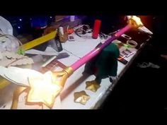 Star Guardian Lux Staff - YouTube