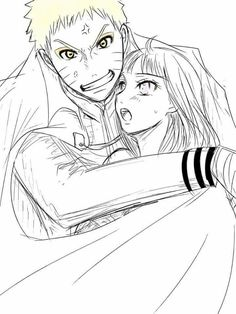 Don't get close to my WIFE.. #Naruhina