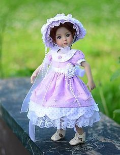 """""""Sunday Best""""Dress,Outfit,Clothes for 13""""Effner Little Darling by Lumi"""
