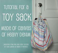 Tutorial: Toy Sack